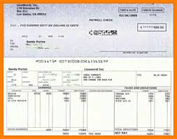 Payroll Check Stub Template Free Free Pay Stub Download Rome Fontanacountryinn Com