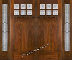 Residential Double Front Doors For Unique Front Double Doors Exterior