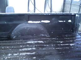 The Hazards Spray In Truck Bed Liners