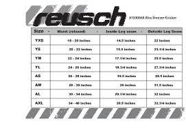 Reusch Alex Breezer Knicker 19 90 868