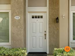 white front door with glass. Classic 36\ White Front Door With Glass