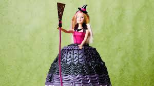 How To Make A Barbie Cake For Halloween Epicurious