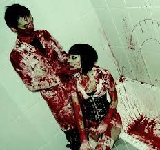 Bloody Gory Wallpaper on WallpaperSafari