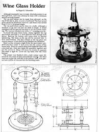 Wine glass rack plans Diy Wine Glass Holder Plans Woodarchivist Wine Glass Holder Plans Woodarchivist