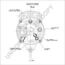 Prestolite marine alternator wiring diagram one wire delco si