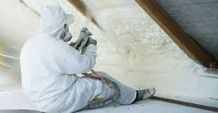 install spray foam insulation myself
