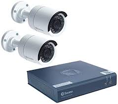 Amazon.com : Swann 4 Channel Security System: 1080p Full HD DVR 4575 with 500GB HDD \u0026 2 x PRO-T853 Bullet Cameras Camera Photo