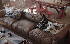 ... Astounding Accent Pillows For Leather Sofa In Living Room Decoration :  Excellent Living Room Design Ideas ...