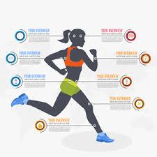 Sports Infographic Template Women Sport Infographic Prezi Template Prezibase