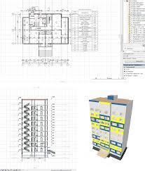 Курсовой проект по архитектуре Жилой этажный дом г Мытищи  Курсовой проект по архитектуре Жилой 9 этажный дом г Мытищи