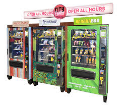 Fresh Vending Machines Beauteous Welcome To City Pantry Fresh Healthy Food Vending