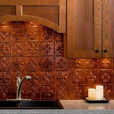 Copper Backsplash For Kitchen Pattern Moonstone Copper Backsplashes Countertops