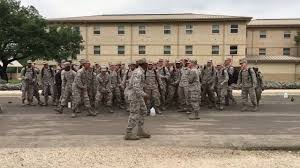 Air Force Security Forces Tech School Usaf Security Forces 022 Camp Bullis My Teams Chant Youtube