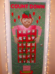 christmas office ideas. Unbelievable Christmas Office Door Decoration Advent Calendar Made From Pics Of Ideas And Cover Styles E