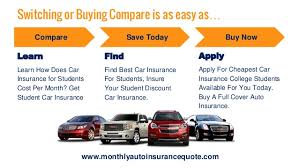 Get A Car Insurance Quote Stunning Car Insurance Quotes For College Students