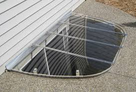 bubble window well covers. Sloped Window Well Cover Bubble Covers