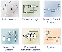 schematic diagram software electrical drawing types