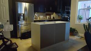 71 beautiful familiar building kitchen island small space style i started by base from x pine and two stock ikea cabinets ancd together then built the