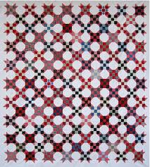 ... and Snowball quilt top ...