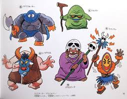 Dragon Quest Design