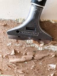 repair torn drywall paper with zinsser