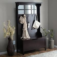 Coat Rack Shoe Storage Stunning Hall Trees With Shoe Storage Coat Racks Shoe Bench With Coat Rack