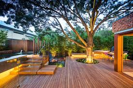 backyard designs. Collect This Idea Naroon Modern Backyard Project By Signature Landscapes, COS Design And Serenity Pools Designs R