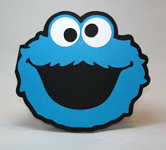 cookie monster drawing cute. Brilliant Monster With Cookie Monster Drawing Cute E