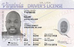 virginians will have to get a new id or