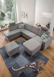 Wohnlandschaft In Textil Grau In 2019 Wohnen Haus Deko