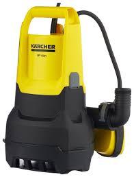 Дренажный <b>насос KARCHER SP</b> 1 Dirt (250 Вт) — купить по ...
