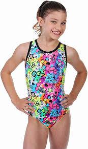 Amazon Com Snowflake Designs Cherry O Girls Gymnastics Or