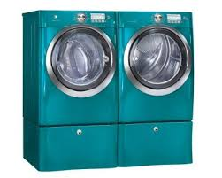 colored washer and dryer. Delighful Washer 07electroluxwasherdryerblue Too Cute To Colored Washer And Dryer Y