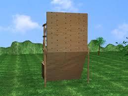 building a rock climbing wall build a backyard rock climbing wall diy portable rock climbing wall