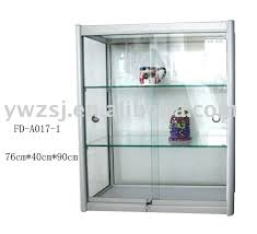 sliding glass door cabinet lock lockable with choice image doors design modern designs display lighting white wall chrome hafele acrylic case showcase