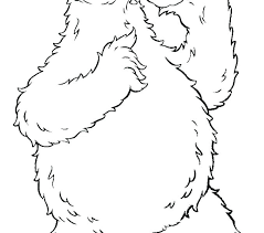 Cookie Monster Coloring Pages Cookie Coloring Sheets Coloring Pages