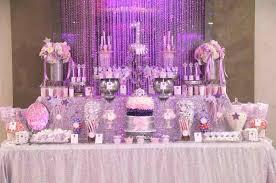 Karas Party Ideas Glamorous Princess Themed Birthday Party