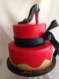 Bow Shoe Cake Granada Hills Los Angeles A Sweet Design A Sweet Design