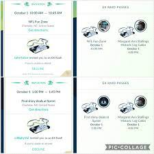 Invited to another EX raid after completing first invite: TheSilphRoad