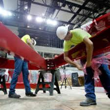 Devaney Center Adds Ceiling Trusses Subtracts Seats In 20