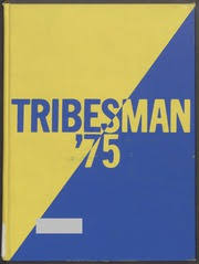 Mississippi College - Tribesman Yearbook (Clinton, MS), Class of 1975, Cover