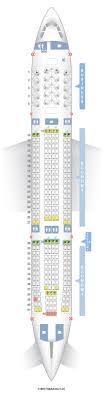 Air Canada Plane Seating Chart Seatguru Seat Map Air Canada Air Canada 777 300er Seat Map
