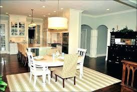 great kitchen tables area rug under kitchen table rug under kitchen table for underneath what size