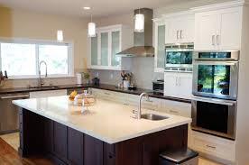 basic kitchen design. Modren Design Captivating Kitchen Designs With Islands 24 Five Basic Layouts Homeworks  Hawaii Best Island Designers Long Layout  Dressers Cool  On Design L