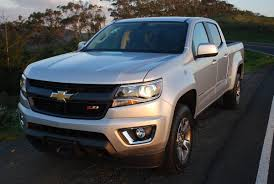 Review: 2015 Chevrolet Colorado 4WD Z71 Crew Long Box | Car ...