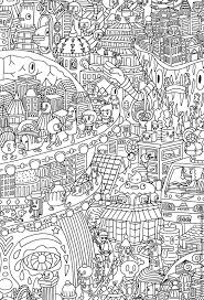 70 Coloriages Anti Stress Google Zoeken Air Balloon Pinterest