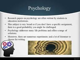 ideas for child psychology paper research ideas for child psychology paper