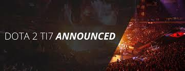 dota 2 international 2017 set for august orena