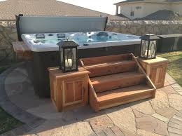 don t wait until you ve set up your hot tub regulated the water temp and added all the chemicals to figure out that you have no way to access the spa
