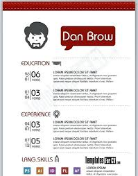 creative resume templates downloads free unique resume templates foodcity me